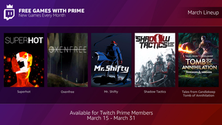 Twitch Prime turns into the PS Plus for PC gamers free games every month image 2