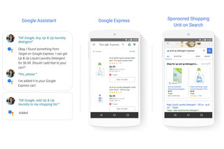 Google launches Shopping Actions to help retailers compete against Amazon