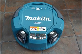 Makita DRC200Z robot vacuum review: A cleaning powerhouse that goes and goes