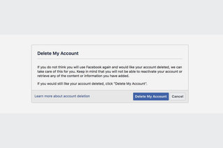 How to delete your Facebook but still keep your photos and more image 2