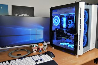 Completed extreme gaming pc image 1