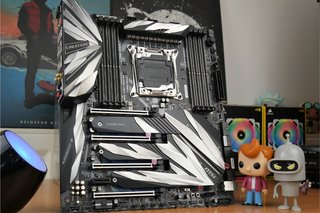 Msi Meg Creation X299 Extreme Motherboard image 1