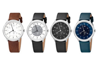 Mondaine launches Helvetica Regular hybrid smartwatch at Baselworld 2018