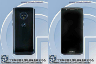 Moto G6 passes through TENAA filing, may launch in April