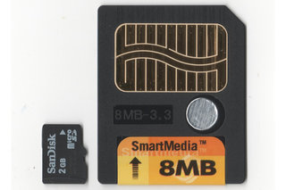 32 old storage formats in tech heaven: How many do you remember?