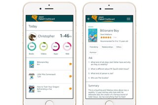 Amazon's Parent Dashboard means you can remotely manage children's devices