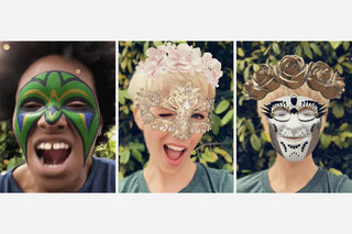 Those exclusive Snapchat Lenses for iPhone X users have arrived