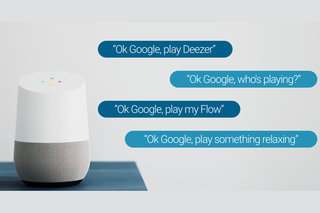 Deezer arrives on Google Home, control your music with Google Assistant