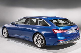 Is Audi's new A6 Avant the exec estate to reckon with?