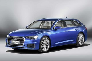 Is Audi's A6 Avant the exec estate to reckon with image 5