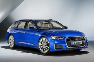 Is Audi's A6 Avant the exec estate to reckon with image 6