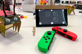 Nintendo Labo intitial review Crazy cardboard fun for the Switch image 17