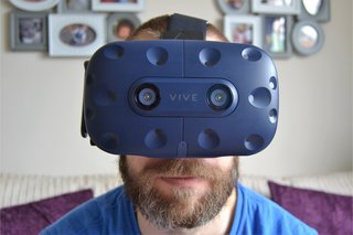 New software turns your HTC Vive Pro into an AR headset