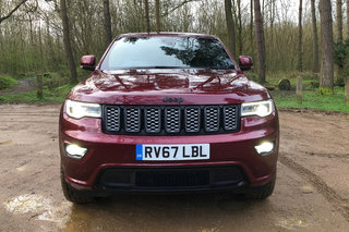 Pocket Lint Jeep Grand Cherokee Review: A Comfortable, Commanding Cruiser