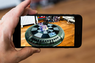 You can now play Star Wars Holochess with Apple ARKit anywhere for free