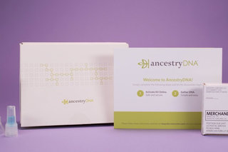 Hurry! Ancestry.com's AncestryDNA test is 40% off