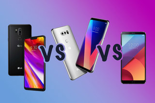 LG G7 ThinQ vs LG V30 vs LG G6: What's the difference?