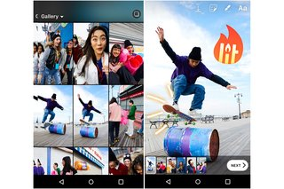 Now you can add multiple images and videos to Instagram Stories