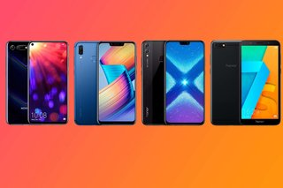 Honor smartphones compared: Honor View 20 vs Honor 10 vs Honor 8 vs Honor 7