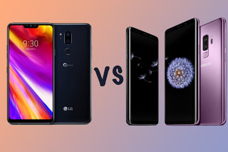 LG G7 ThinQ vs Samsung Galaxy S9: What's the difference?