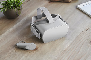 Oculus Go now available in UK and European stores, standalone mobile VR for £199