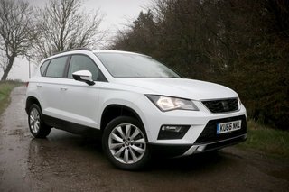 Skoda Karoq Review - Rivals image 3