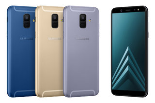 Samsung launches Galaxy A6 and A6+ with a focus on photography