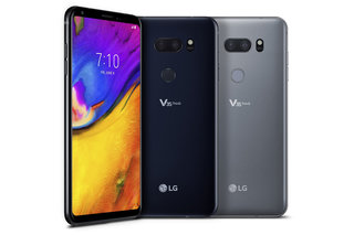 This is the LG V35 ThinQ; launches in June with more power and improved camera