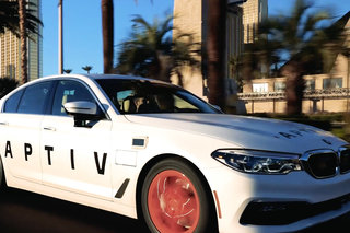 Lyft rolled out 30 self-driving cars in Las Vegas and anyone can hail them