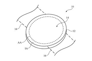 Apple Watch patent image 1