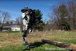 Watch Boston Dynamics' robots escape the lab