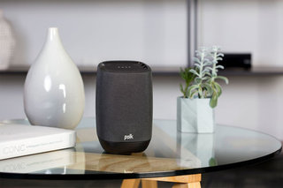 Polk Audio Assist is the company's first smart speaker, powered by Google Assistant