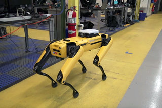 Want to buy SpotMini? Boston Dynamics will sell its robot hellhound