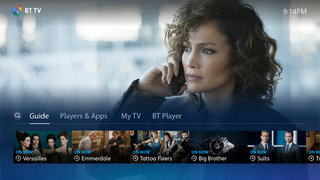 BT TV to add Amazon Video and Now TV from 2019