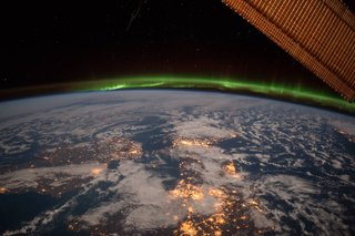 19 incredible images of our world snapped from space