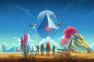 Finally! Massive No Man's Sky update will add online multiplayer in July