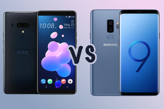 HTC U12+ vs Samsung Galaxy S9+: What's the difference?