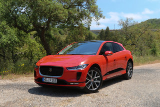 Jaguar i-Pace review – lead image 1