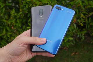 How the Honor 10 beats the OnePlus 6