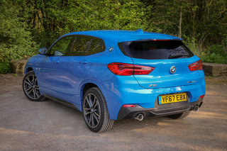 BMW X2 Review - Exterior image 3