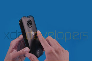 Motorola's Moto Z3 Play phone might launch with a 5G Moto Mod