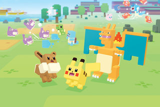 Pokemon comes to Nintendo Switch with Pokemon Quest and Pokemon: Lets Go