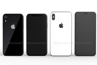 2018 Apple iPhone and iPhone X Plus revealed in amazing renders