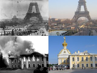 Then and now: A photographic vision of the past