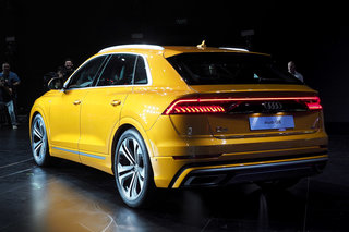 Audi Q8 review image 2
