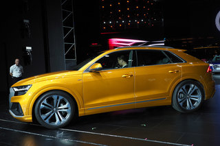 Audi Q8 review image 6