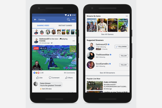 What is Facebooks new game streaming hub and how does it work image 2