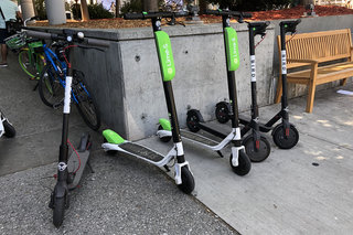 E-scooter invasion Everything you need to know about electric scooters from Bird Lime and Spin image 2