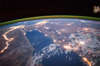 Amazing images from the International Space Station image 8
