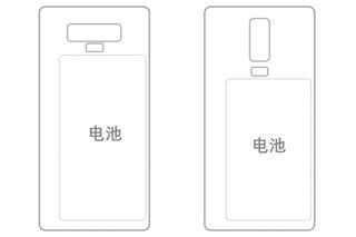 Samsung Galaxy Note 9 to get larger battery thanks to horizontal camera image 2
